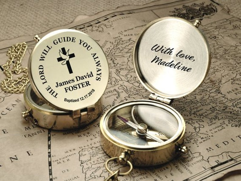 Personalized First Holy Communion Gift