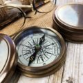 Personalized Compass - Gift for Groom from Bride on Wedding day - Gift for husband - Wedding Gift - Anniversary - Engagement Gift - Compass 6