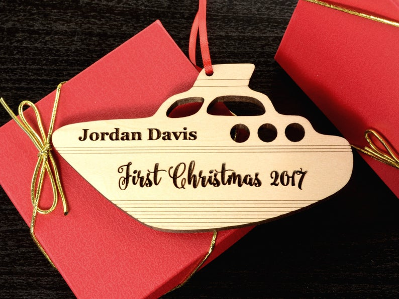 Personalized Baby's First Christmas Ornament, Baby's First Ornament, Baby First Christmas, Baby 1st Christmas Ornament, First Baby Ornament 11