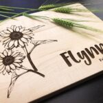 Personalized Cutting Board - Engraved Cutting Board - Engagement Gift - Wedding Gift - Mother of Bride Gift - Mother of Groom Gift 2