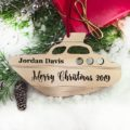 Personalized Baby's First Christmas Ornament, Baby's First Ornament, Baby First Christmas, Baby 1st Christmas Ornament, First Baby Ornament 14
