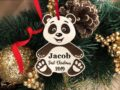 Ornament, Baby's First Christmas Ornament Baby's 1st Christmas Ornament First Christmas Baby's First Ornament Baby's 1st Christmas, Keepsake 5