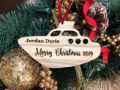 Personalized Baby's First Christmas Ornament, Baby's First Ornament, Baby First Christmas, Baby 1st Christmas Ornament, First Baby Ornament 16