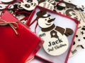 Baby's First Christmas Ornament, Personalized, Baby's First Christmas Gift, Baby's 1st Christmas, Snowman, Engraved Christmas Gift Ornament 10