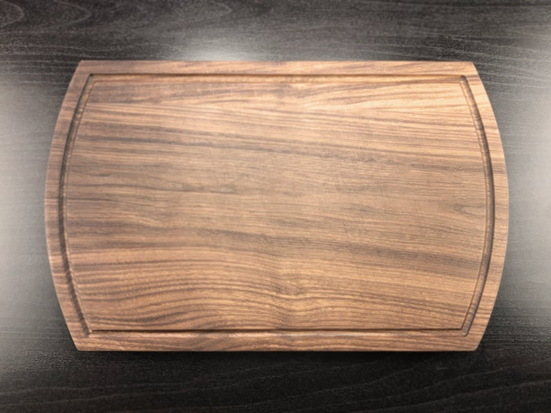 Personalized Cutting Board, Walnut Cutting Board, New Home Gift, Wedding Gift for the Couple, Housewarming Gift, Bride & Groom Gift 11