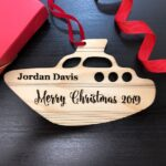 Personalized Baby's First Christmas Ornament, Baby's First Ornament, Baby First Christmas, Baby 1st Christmas Ornament, First Baby Ornament 4