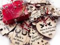 Baby's First Christmas Ornament, Personalized with Name and Date, Christmas Gift or Baby Gift, Personalized Baby's Christmas Gift, Keepsake 24