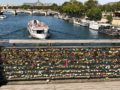 Personalized Love Lock - Red Heart Lock with Key - Personalized Heart Love Padlock - Engraved Love Lock - Engagement Gift 14